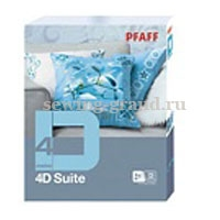 Программное обеспечение Pfaff Creative 4D Suite